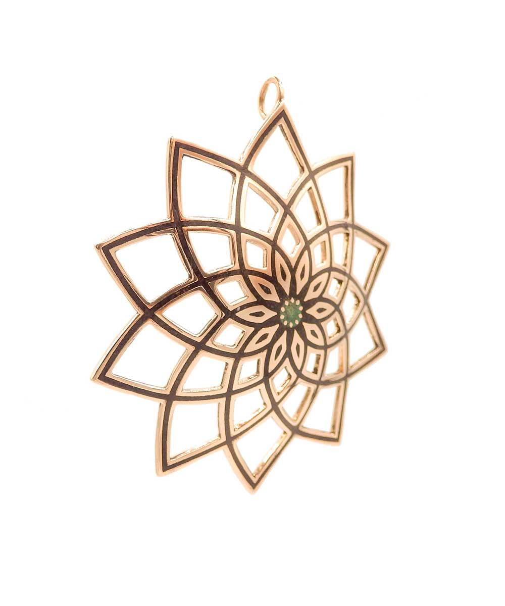 Cremation Jewelry – Dreamcatcher