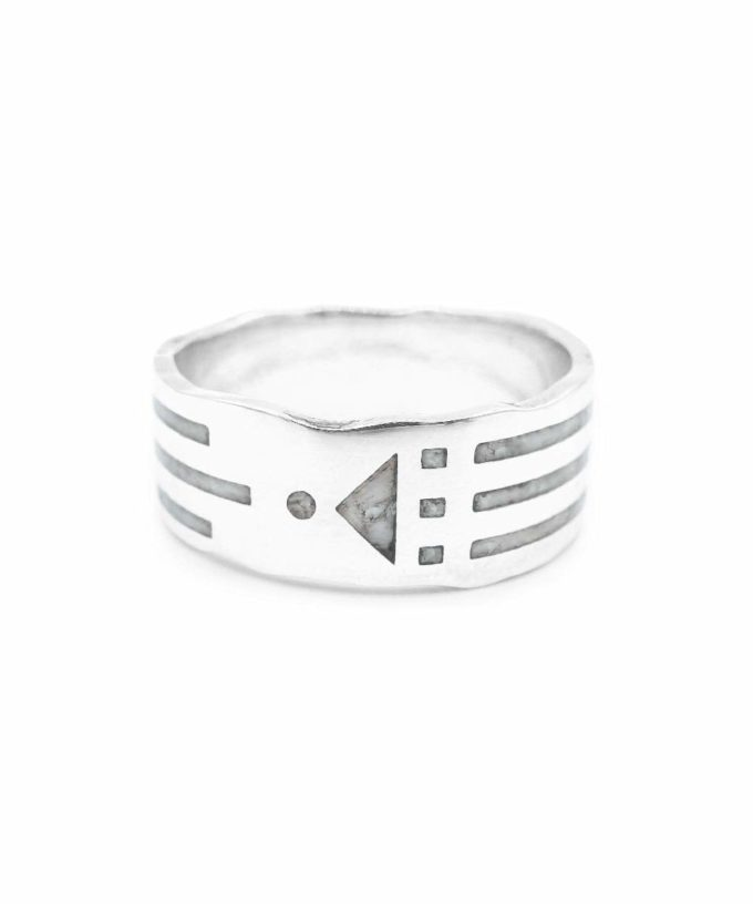 Atlantis Ring - Sterling Silver