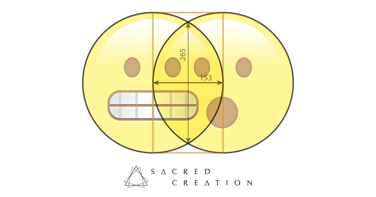Vesica Piscis Emoticons