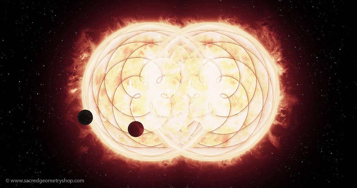 Vesica Piscis Venus Earth Dance