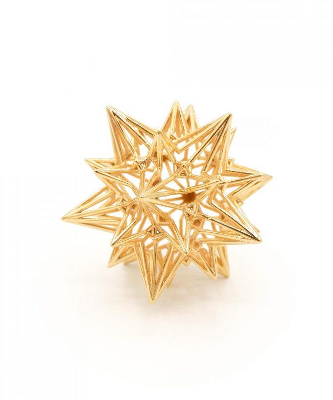 Divine Love Star Gold