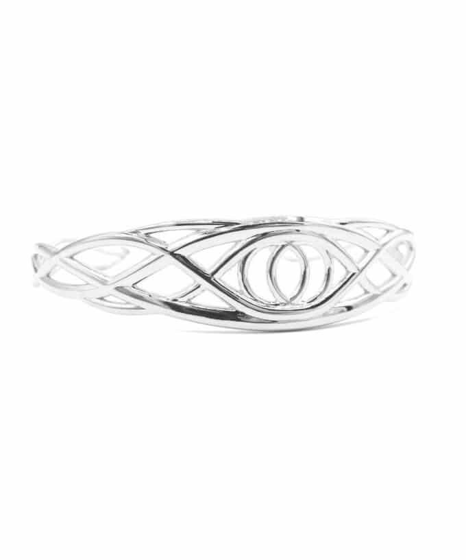 Tree of Eden Bracelet - 925 Sterling Silver