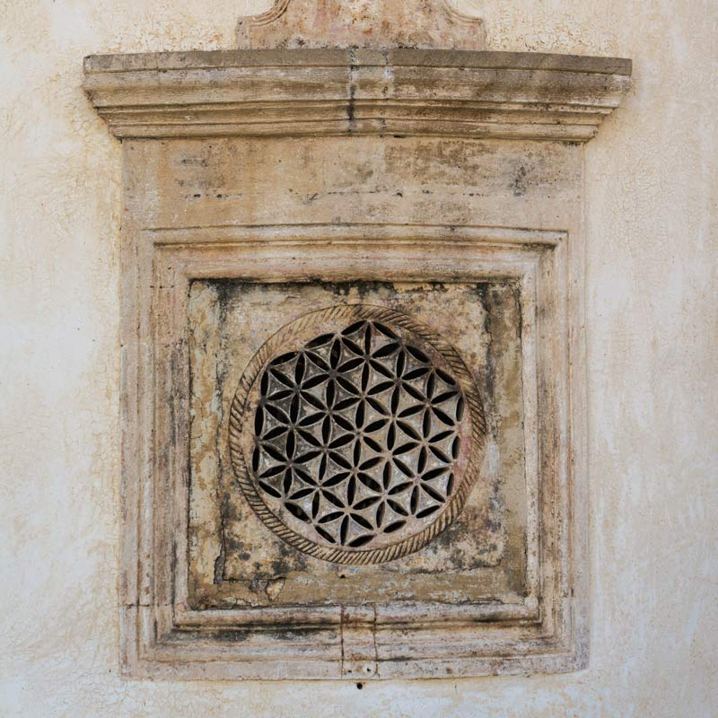 Flower of Life - Greek Church