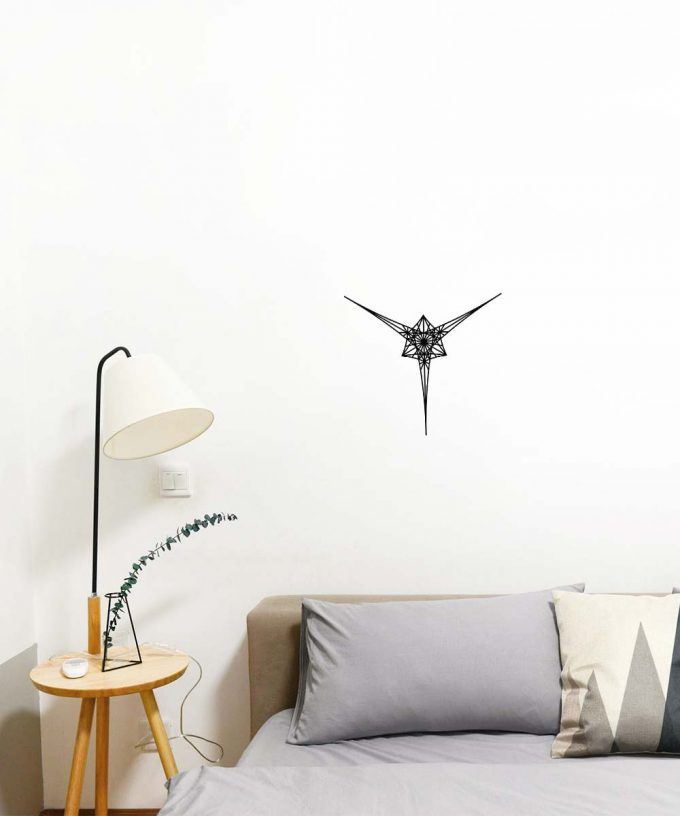 Angelic Star Wall Decal