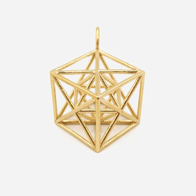 Metatron Cube Pendant Review