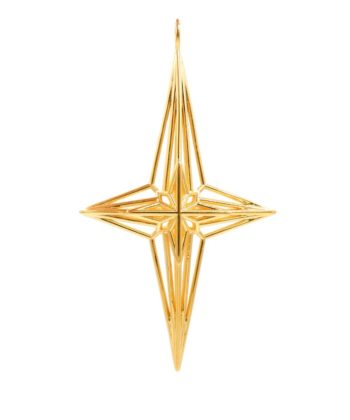 Soul Star Pendant - 18K Gold Plated Brass