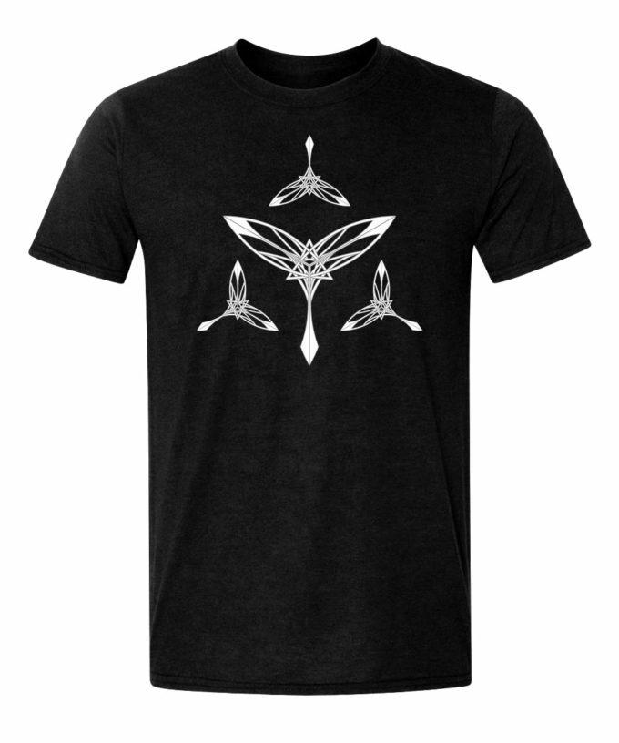 Guardian of Gaia Unisex T-shirt - Black