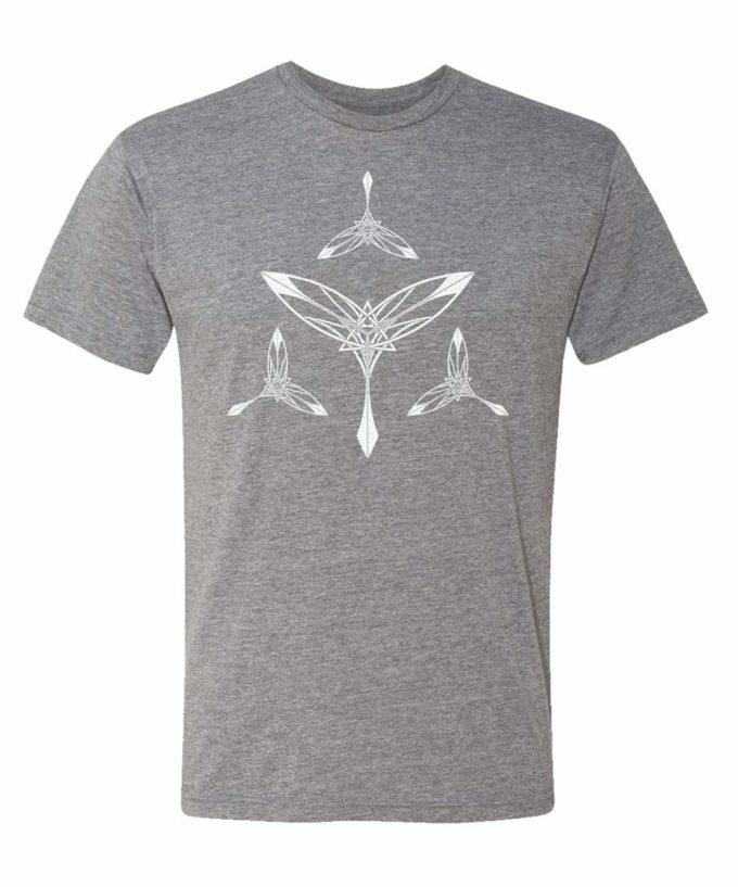 Guardian of Gaia Unisex T-shirt - Grey Heather