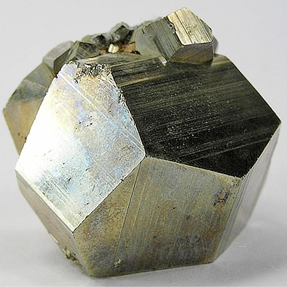Dodecahedron Pyrite