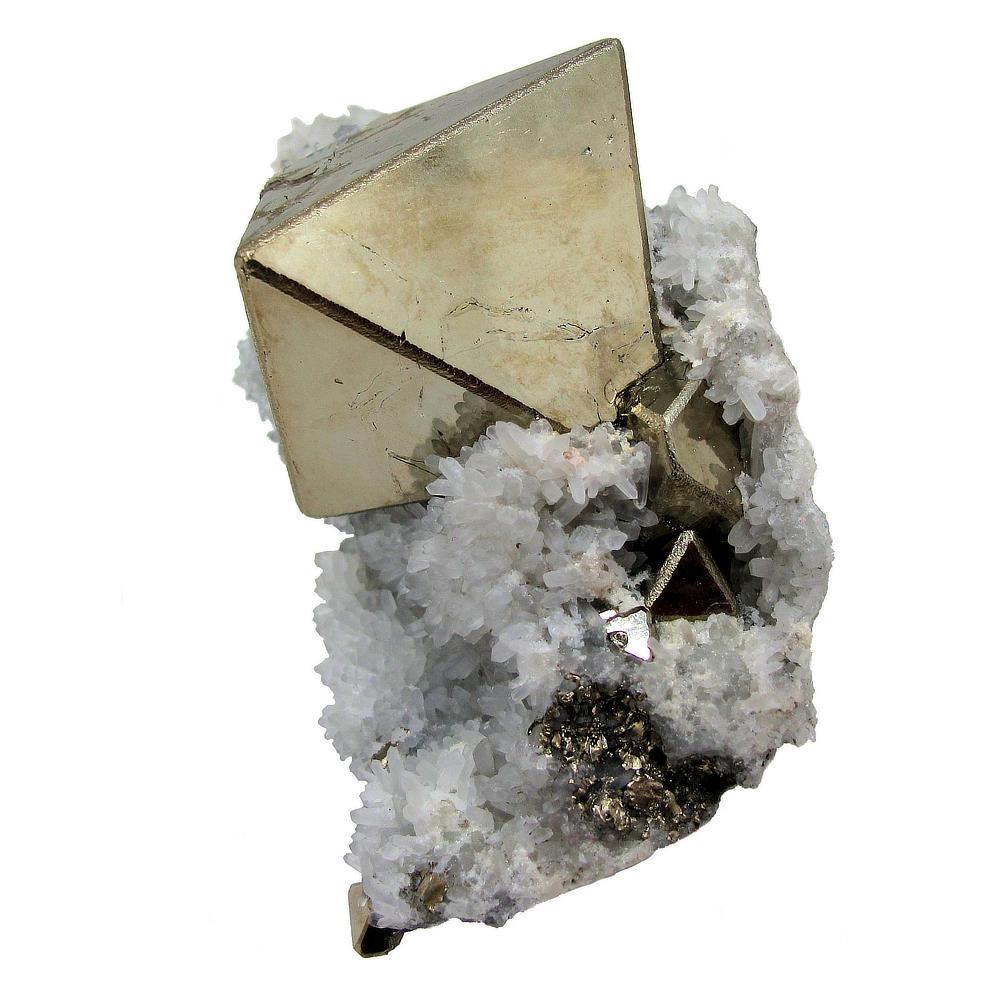 Octahedron Pyrite