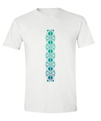 Cosmic Egg Unisex T-shirt White
