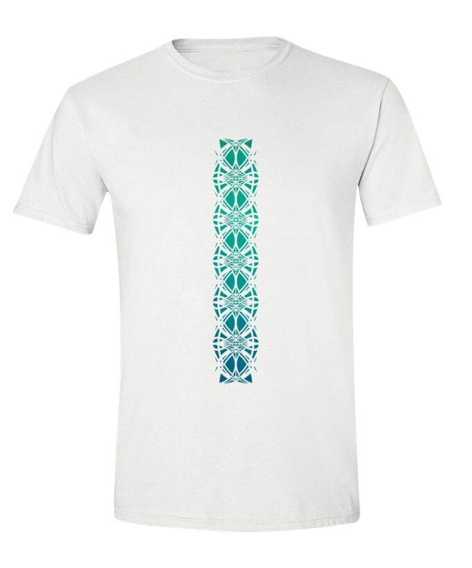Cosmic Egg Unisex T-shirt White