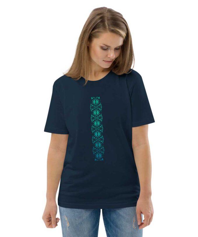 Cosmic Egg Unisex T-shirt - Black