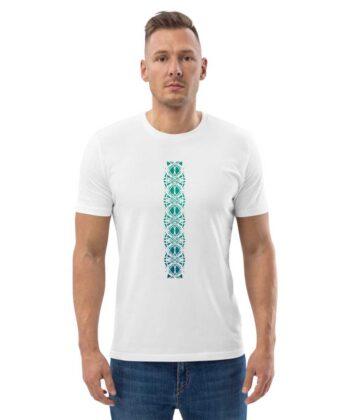 Cosmic Egg Unisex T-shirt - White