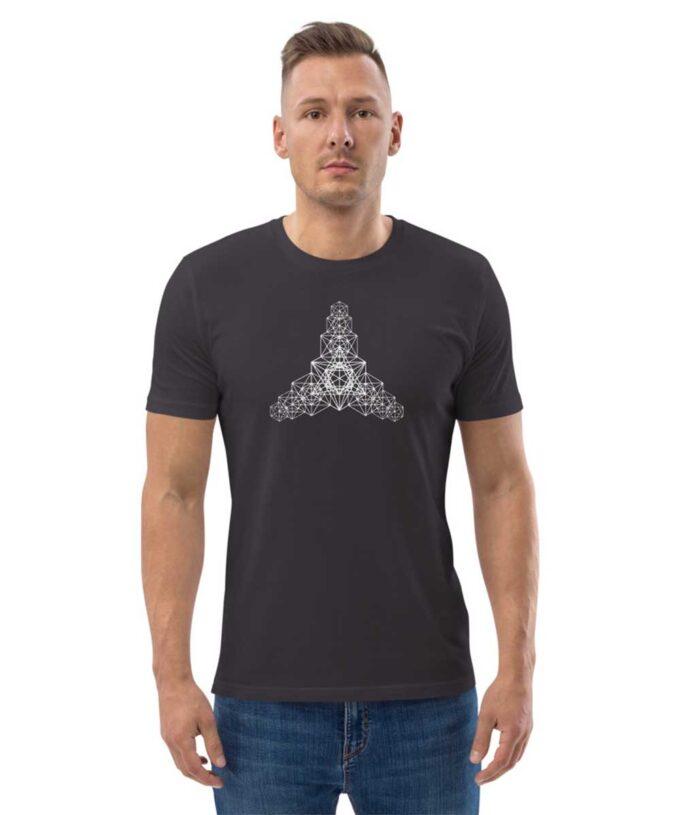 Metatron Hypercube Unisec T-shirt -
