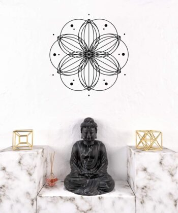 Sacred Geometry Wall Art