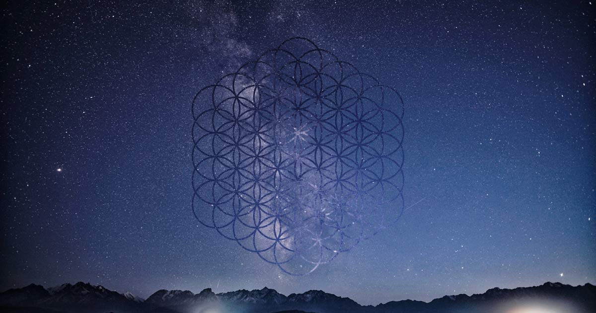 Extraterrestrials and Sacred Geometry